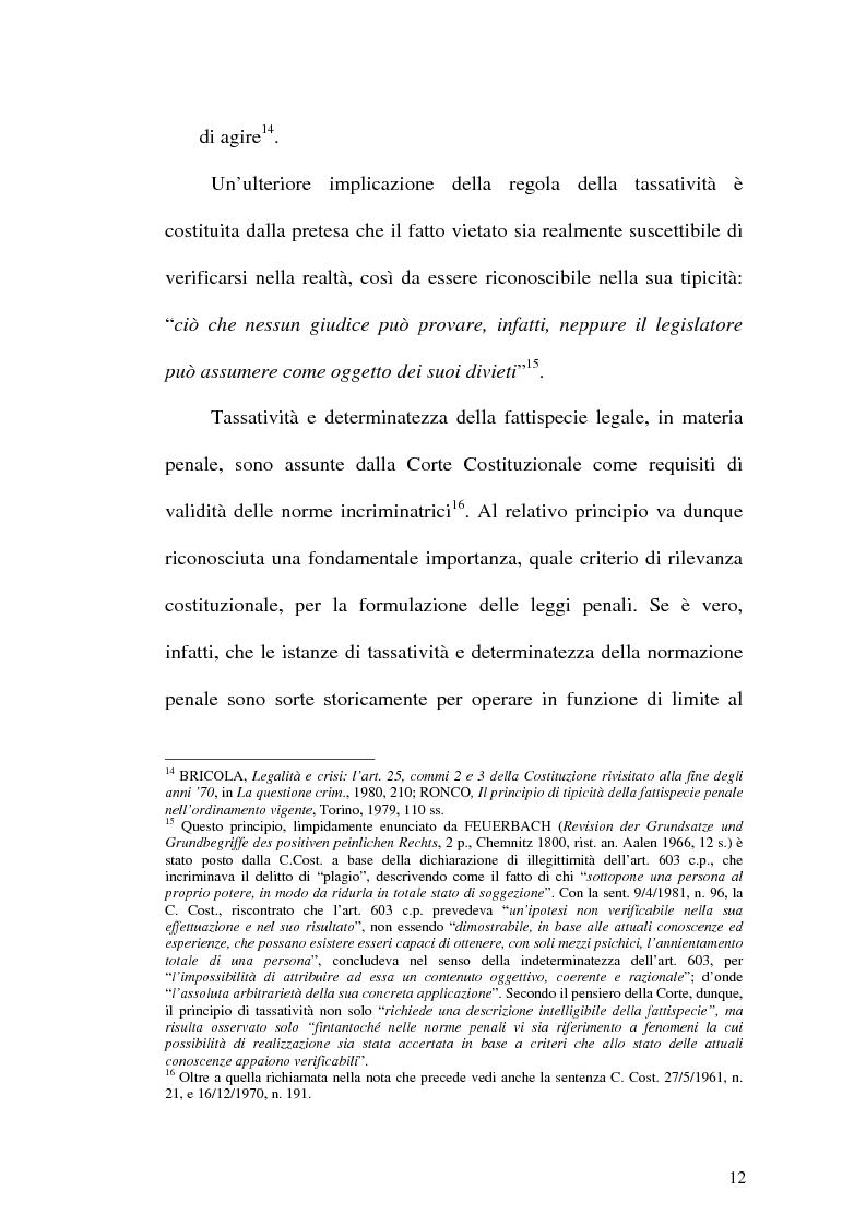 Anteprima della tesi: Il web come mezzo di consumazione dei reati in materia sessuale, Pagina 12