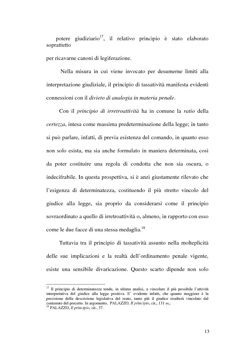 Anteprima della tesi: Il web come mezzo di consumazione dei reati in materia sessuale, Pagina 13