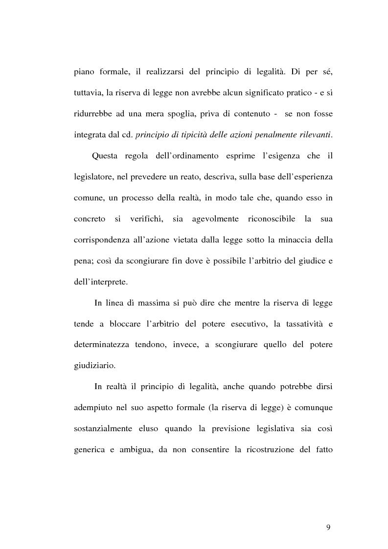 Anteprima della tesi: Il web come mezzo di consumazione dei reati in materia sessuale, Pagina 9