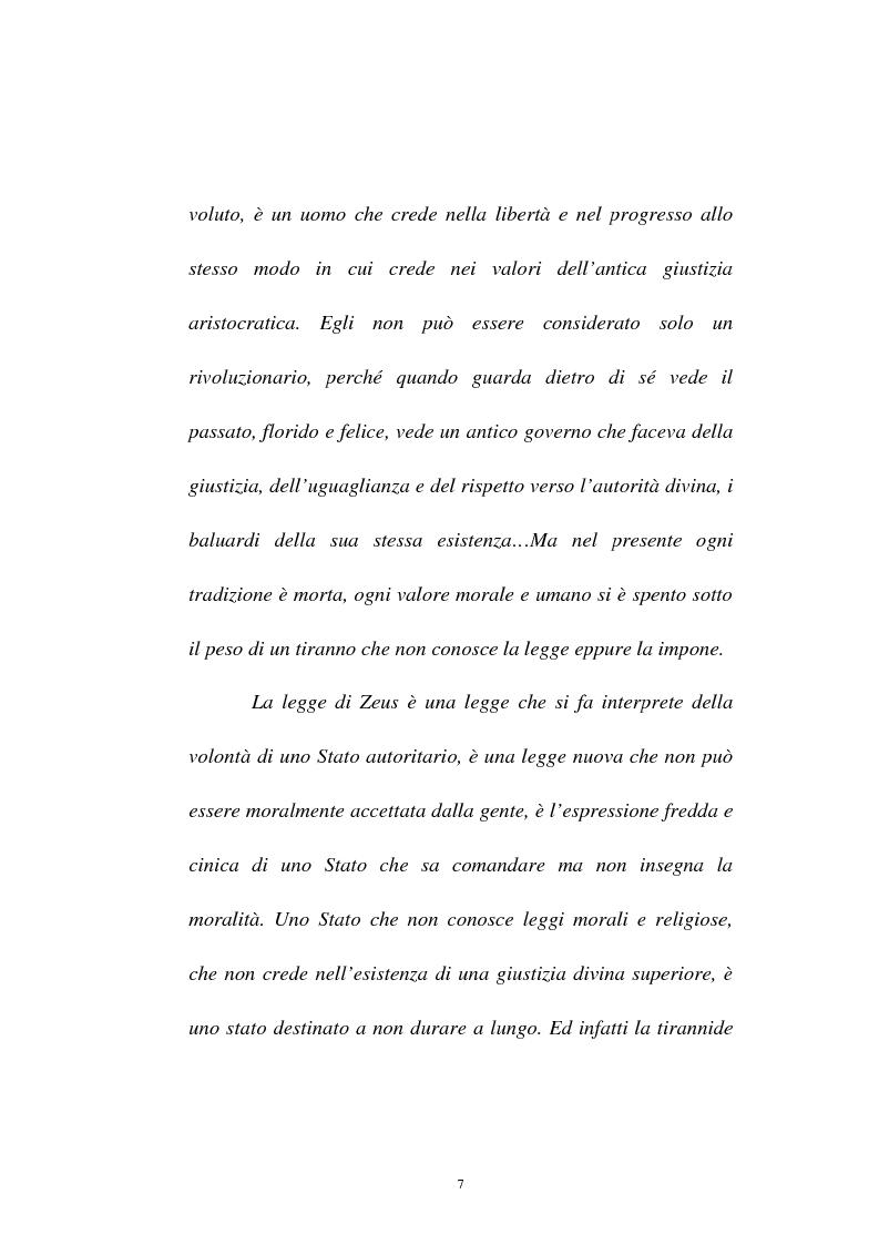 Anteprima della tesi: Elementi simbolico-politici nel ''Prometeo Incatenato'', Pagina 5
