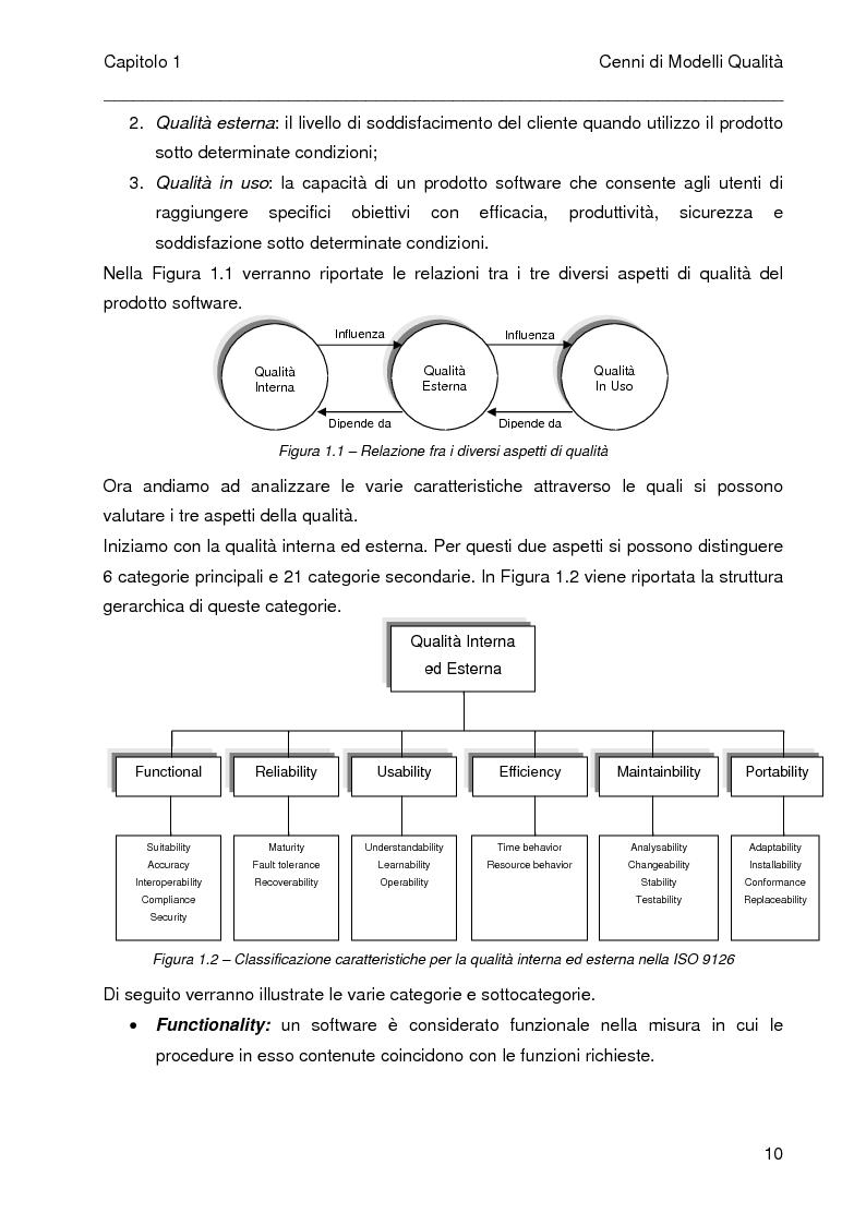 Anteprima della tesi: Predizione dei costi nei progetti software mediante l'analisi dei punti funzione e dei casi d'uso, Pagina 6