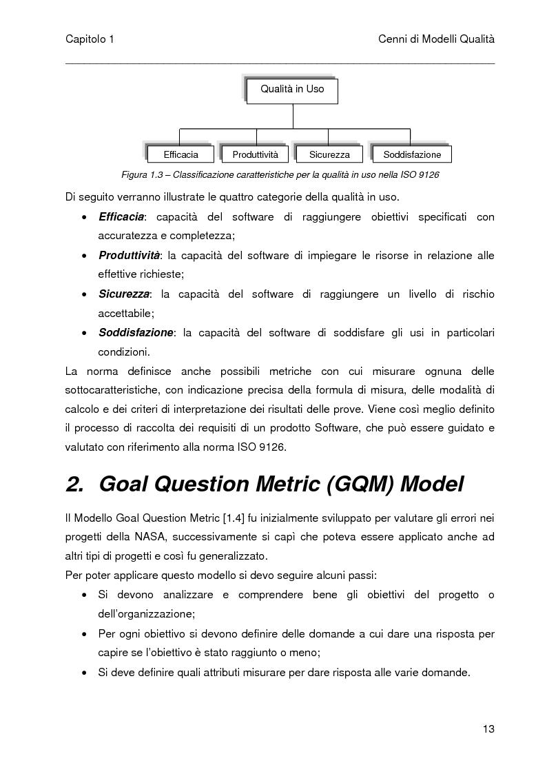 Anteprima della tesi: Predizione dei costi nei progetti software mediante l'analisi dei punti funzione e dei casi d'uso, Pagina 9