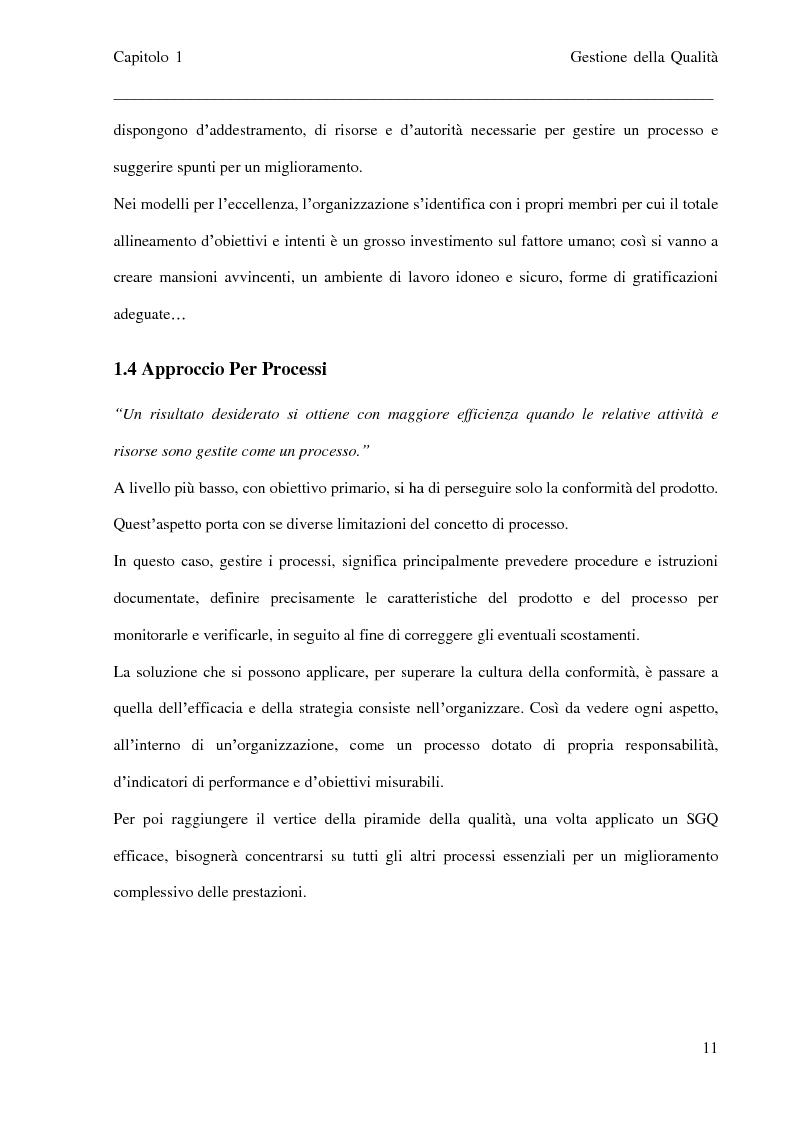 Anteprima della tesi: Sviluppo di un portale web per la gestione documentale nei sistemi ISO 9001, Pagina 8