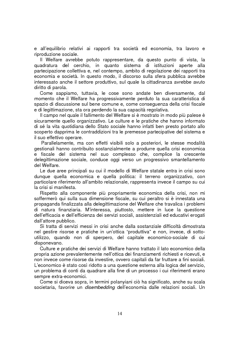 Anteprima della tesi: Leoncavallo: un'impresa per la qualità sociale, Pagina 11
