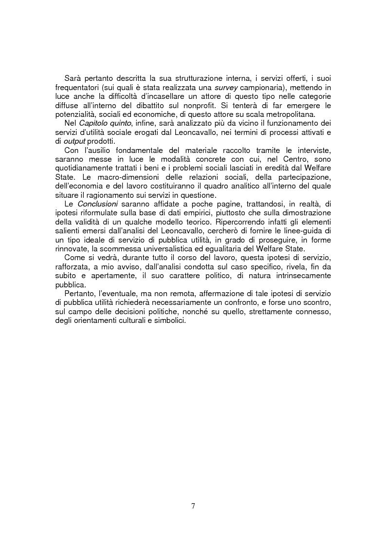 Anteprima della tesi: Leoncavallo: un'impresa per la qualità sociale, Pagina 4