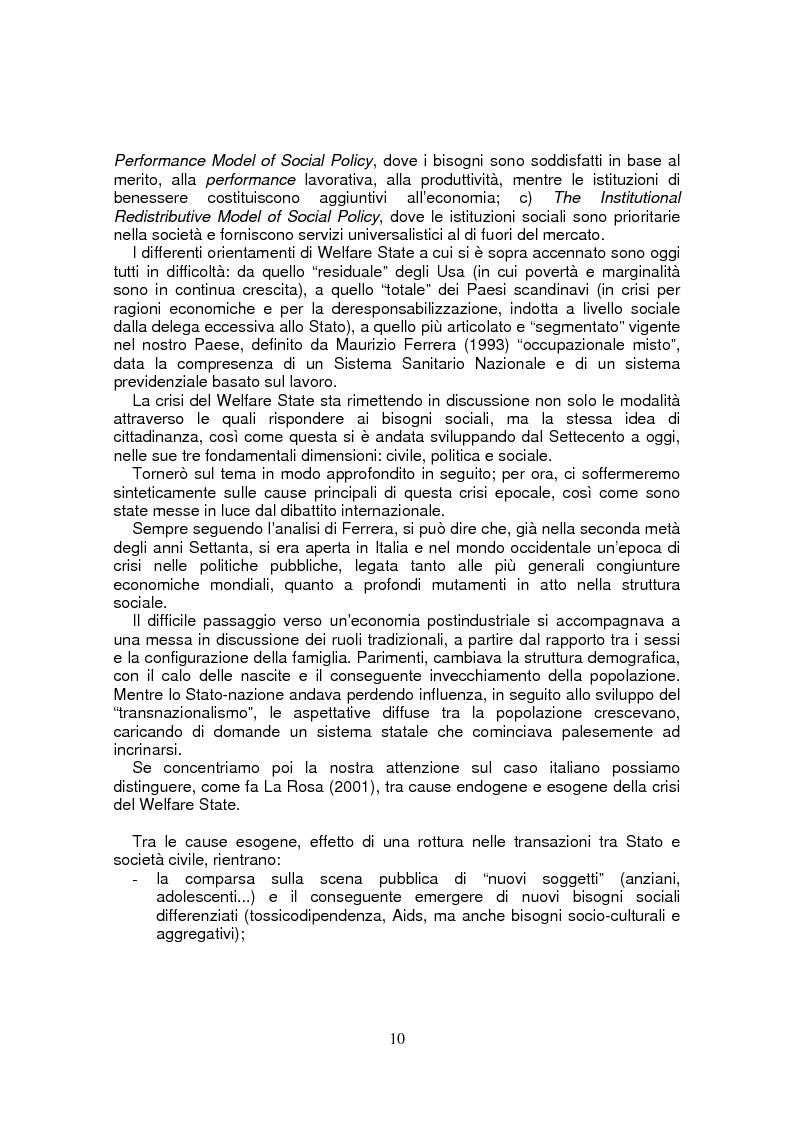 Anteprima della tesi: Leoncavallo: un'impresa per la qualità sociale, Pagina 7
