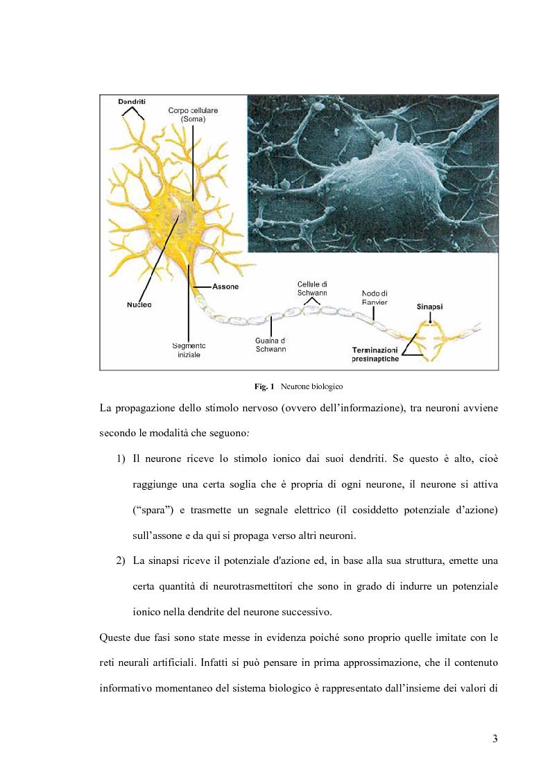 Anteprima della tesi: Tool di interfacciamento Neural Works - Matlab, progettazione e simulazione chip NeuroLAB, Pagina 3