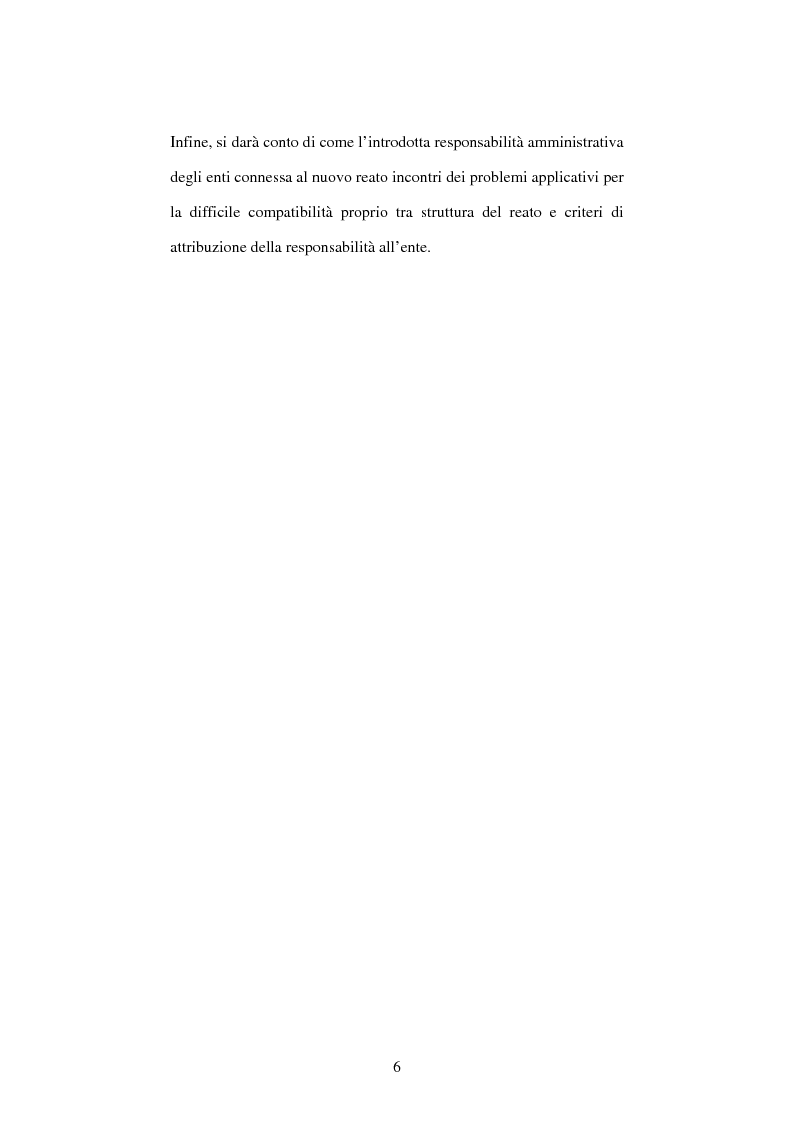 Anteprima della tesi: Omessa comunicazione del conflitto di interessi, Pagina 6