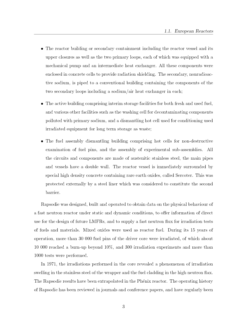 Anteprima della tesi: Innovative Steam Generator for Sodium-Cooled Fast Reactors, Pagina 3