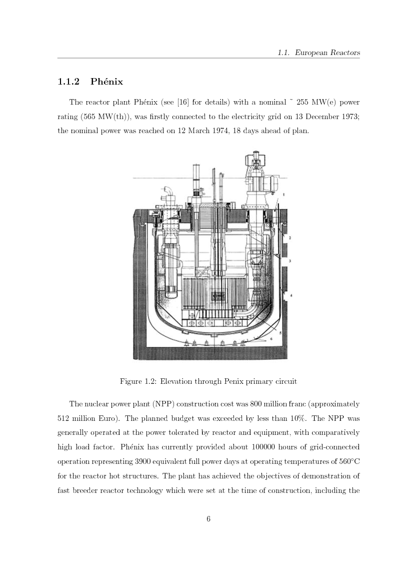 Anteprima della tesi: Innovative Steam Generator for Sodium-Cooled Fast Reactors, Pagina 6