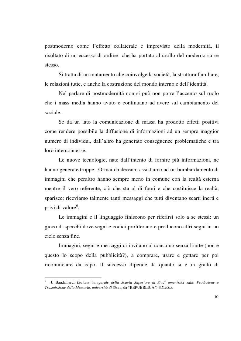 Anteprima della tesi: Shopping compulsivo e gioco d'azzardo - Dinamiche psicologiche di due nuove dipendenze, Pagina 6