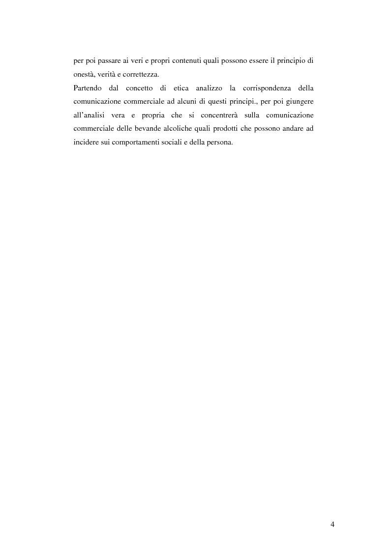 Anteprima della tesi: Codice della comunicazione commerciale, Pagina 2