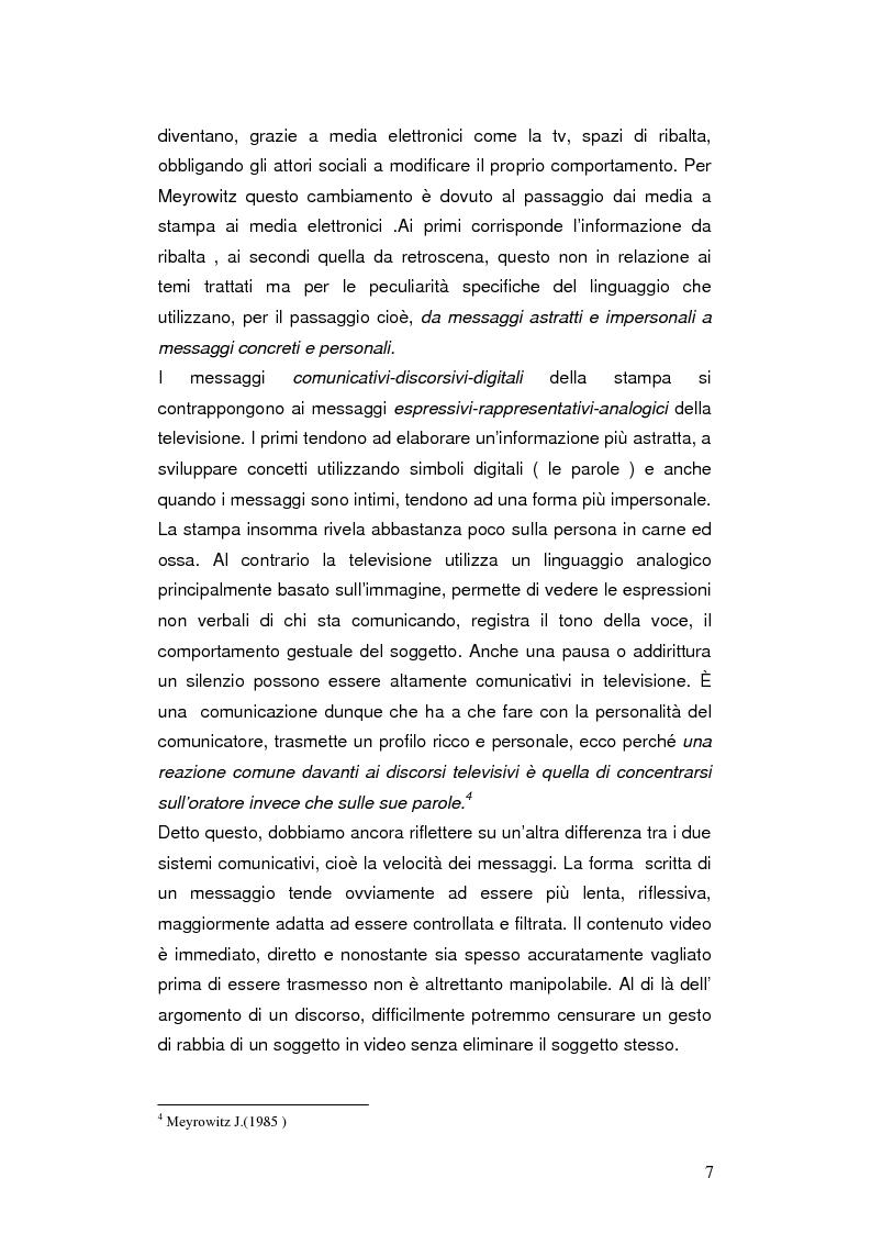 Anteprima della tesi: Internet negli scenari di guerra. Analisi dei possibili cambiamenti sociali. Il caso Iraq., Pagina 4