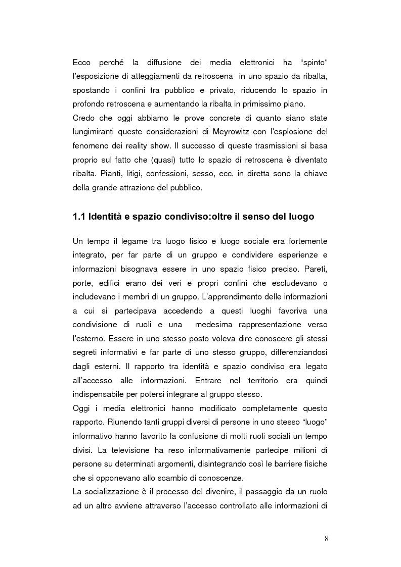 Anteprima della tesi: Internet negli scenari di guerra. Analisi dei possibili cambiamenti sociali. Il caso Iraq., Pagina 5
