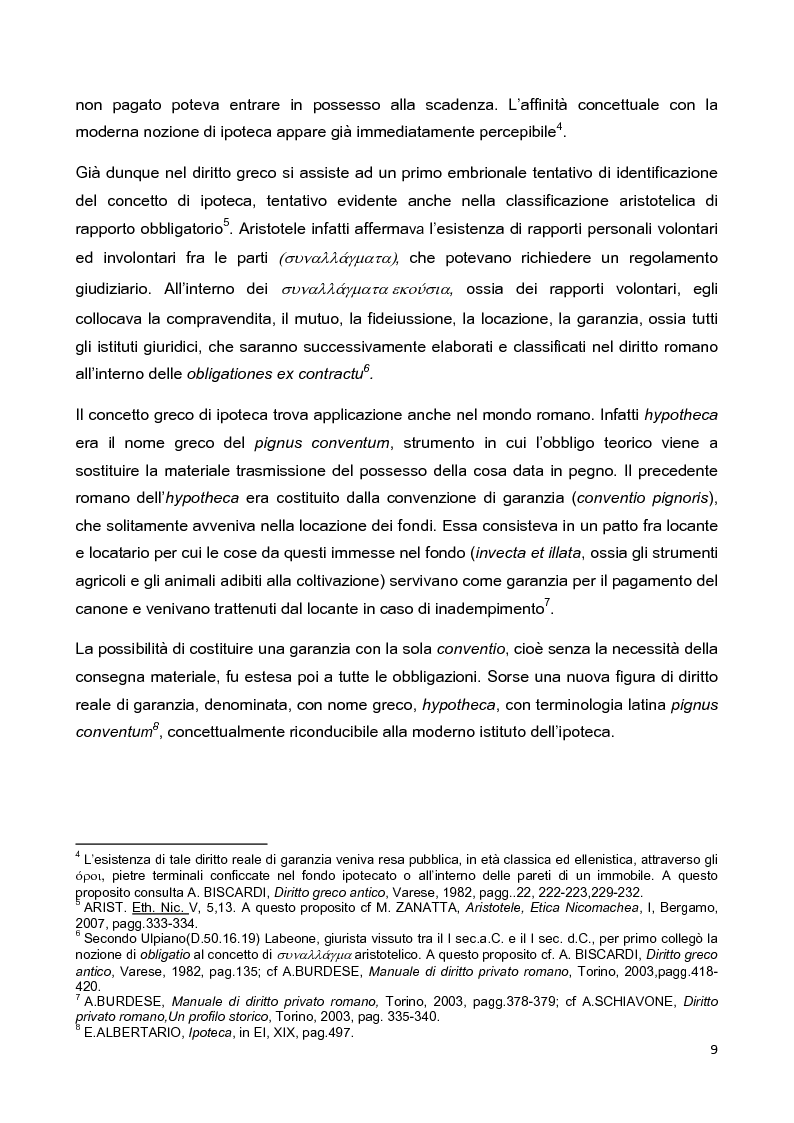Anteprima della tesi: La disciplina delle obbligazioni bancarie garantite in Italia ed in Inghilterra: due esperienze giuridiche a confronto, Pagina 4
