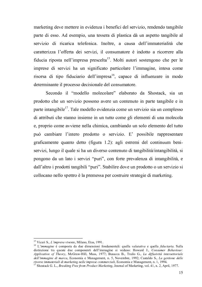 Anteprima della tesi: La multicanalità in un'azienda di telecomunicazioni come strumento di CRM, Pagina 11