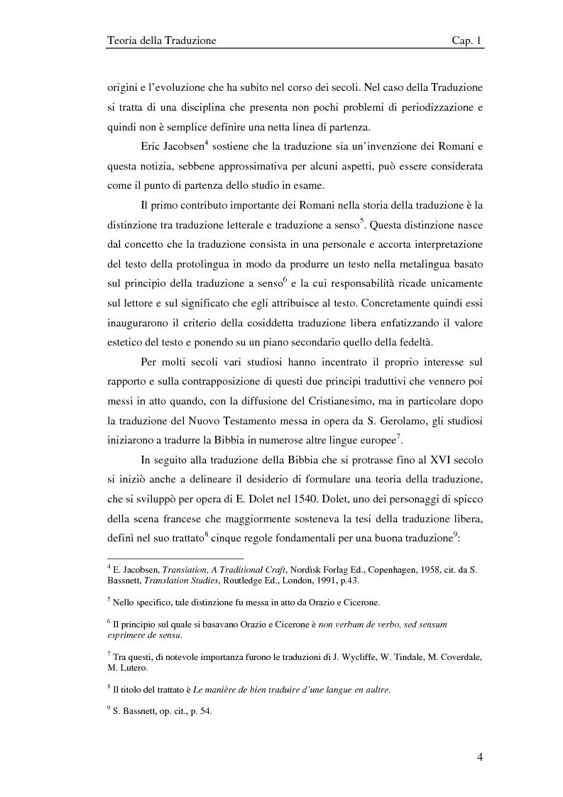 """Anteprima della tesi: """"Otto der Film"""", strategie traduttive ai fini della sottotitolazione di un testo audiovisivo, Pagina 4"""