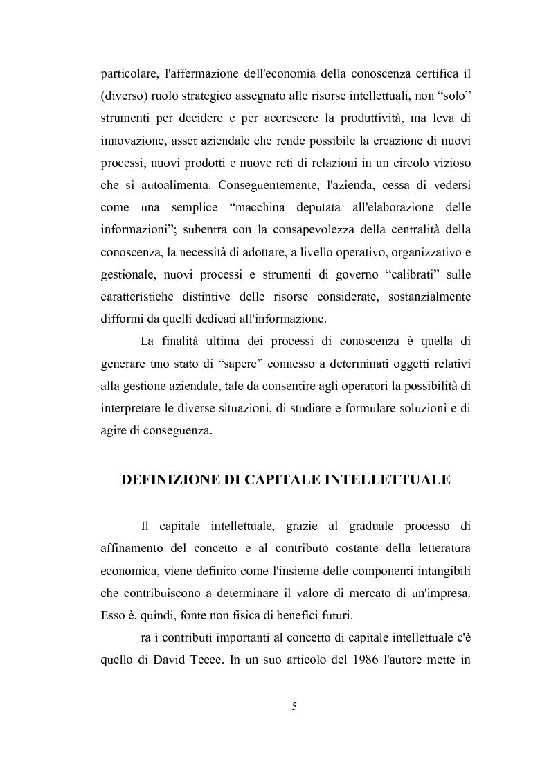 Anteprima della tesi: Capitale intellettuale e strumenti di valutazione, Pagina 3