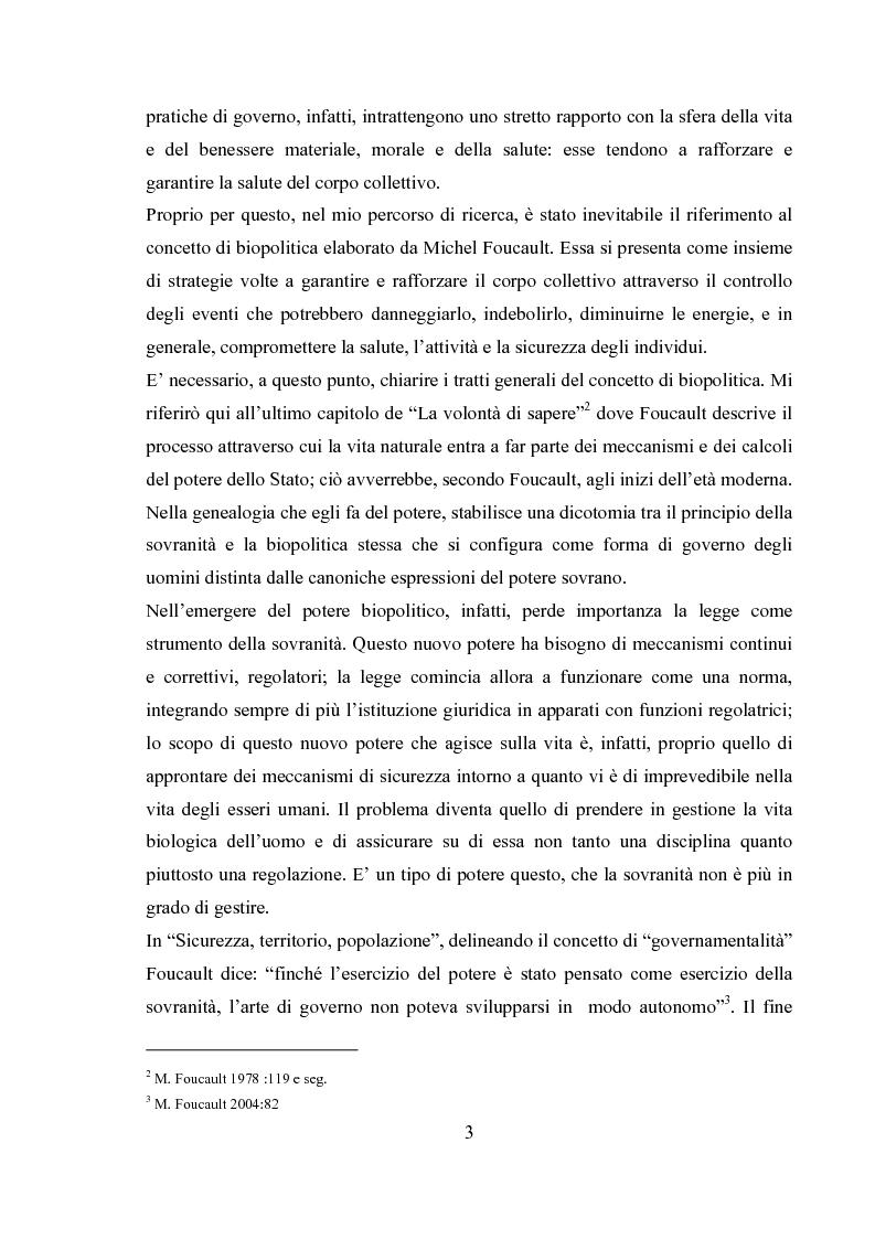 Anteprima della tesi: Emergenza, cittadinanza, esclusione. Un'analisi antropologica della gestione politica dei campi nomadi., Pagina 2