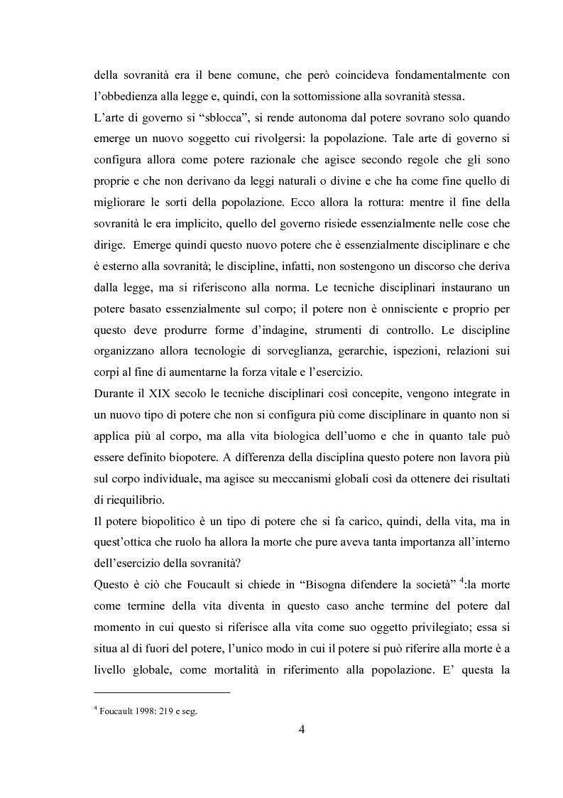 Anteprima della tesi: Emergenza, cittadinanza, esclusione. Un'analisi antropologica della gestione politica dei campi nomadi., Pagina 3