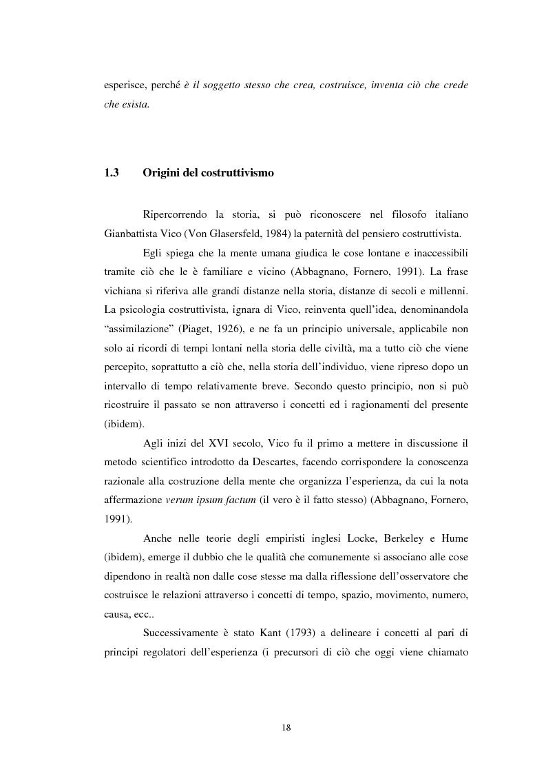 Anteprima della tesi: Un confronto tra l'approccio narrativo in psicologia e nella Teologia Fondamentale, Pagina 11
