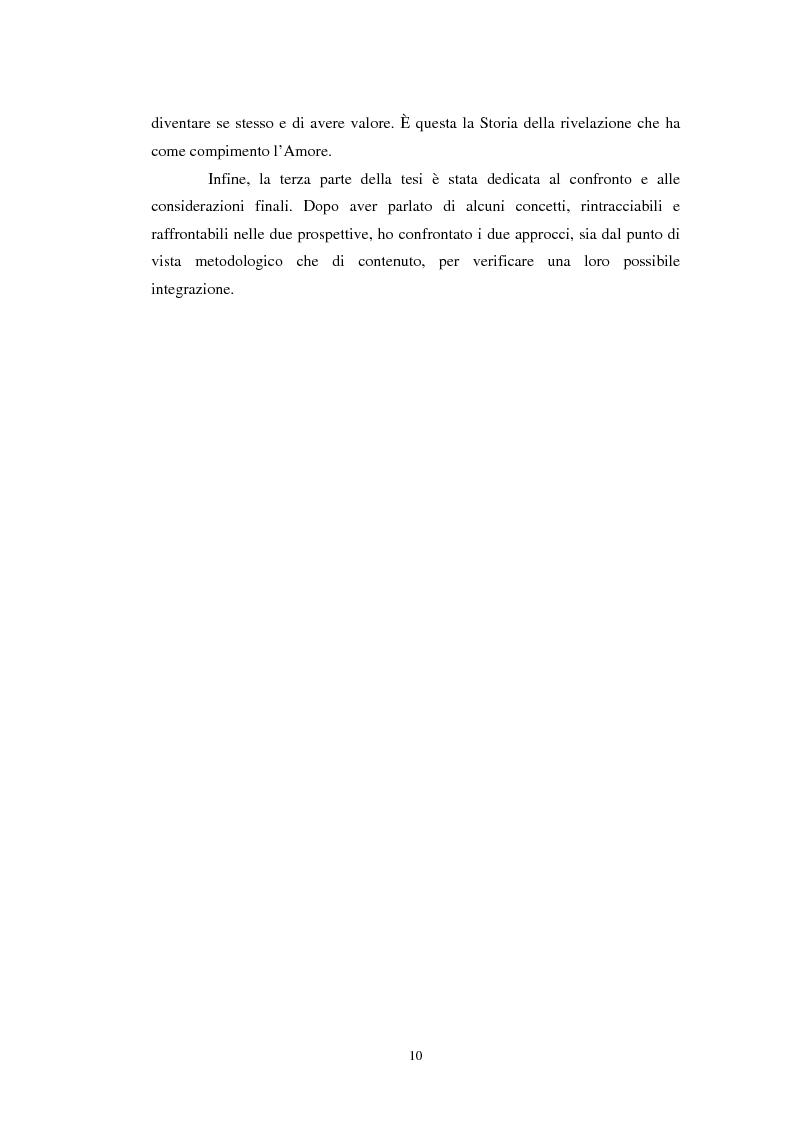 Anteprima della tesi: Un confronto tra l'approccio narrativo in psicologia e nella Teologia Fondamentale, Pagina 3
