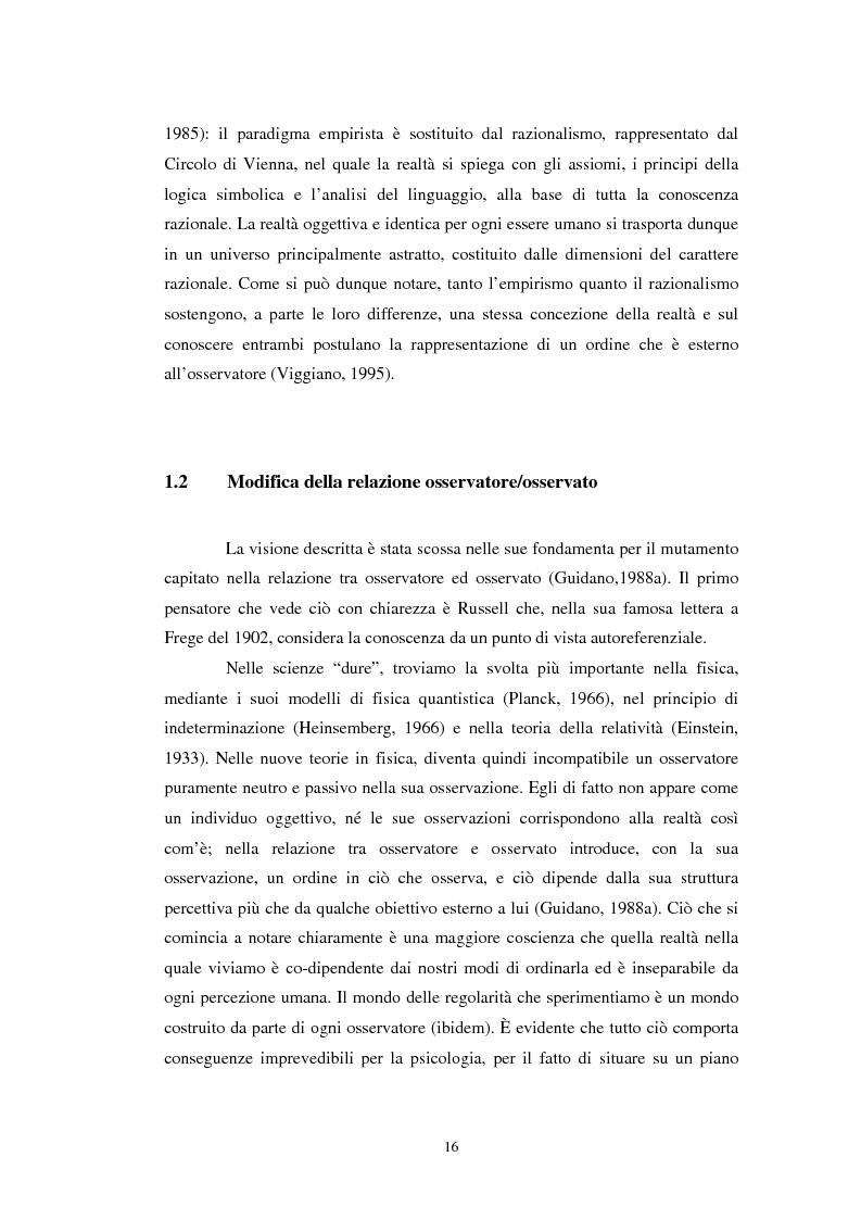 Anteprima della tesi: Un confronto tra l'approccio narrativo in psicologia e nella Teologia Fondamentale, Pagina 9