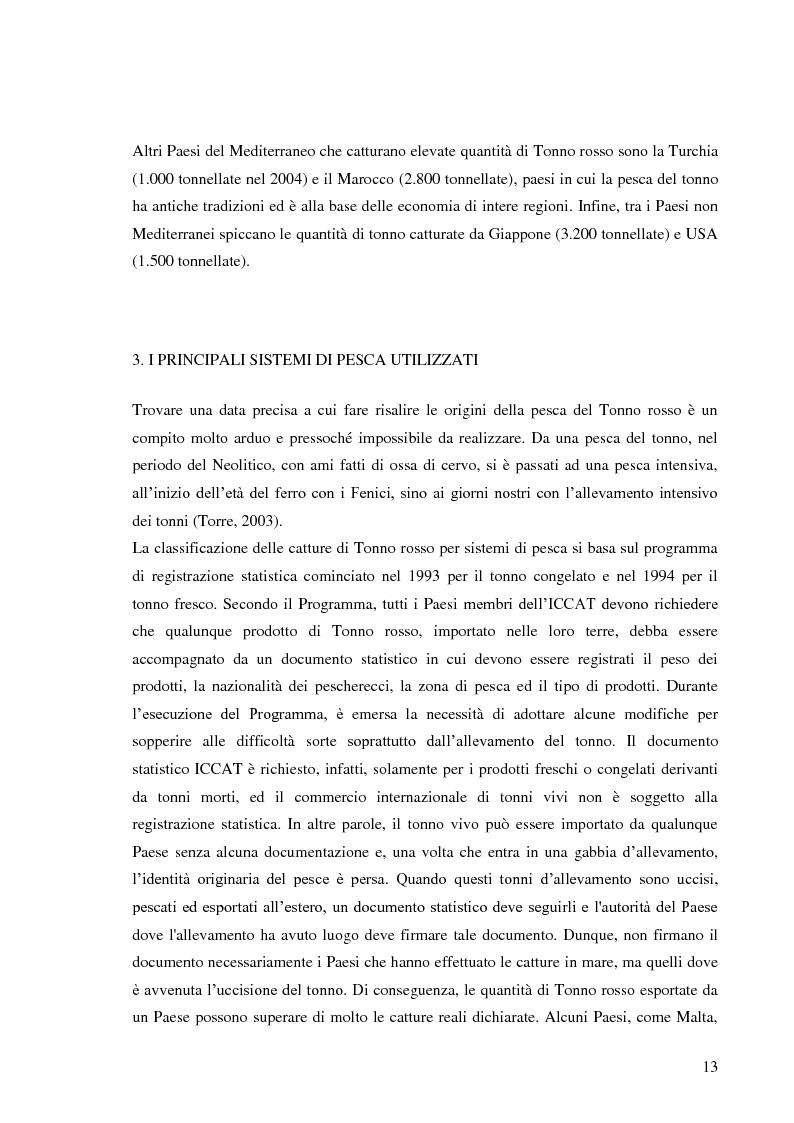 Anteprima della tesi: Pesca e allevamento del tonno rosso: analisi economica della maricoltura, Pagina 8