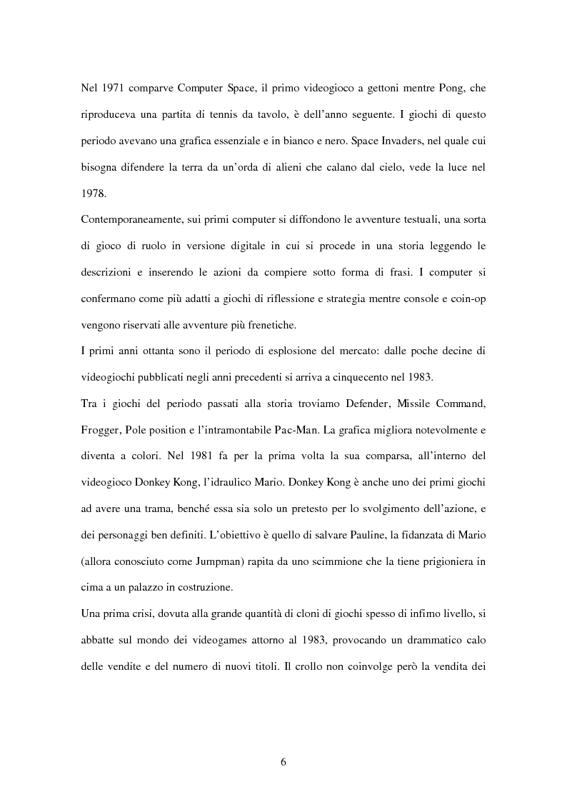 Anteprima della tesi: L'uso del videogioco come strumento di propaganda, Pagina 4