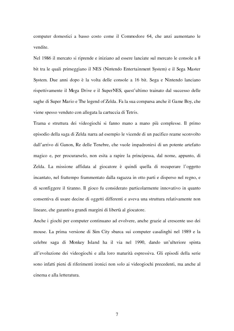 Anteprima della tesi: L'uso del videogioco come strumento di propaganda, Pagina 5