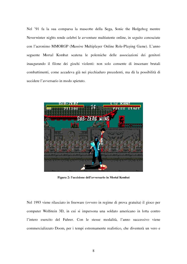 Anteprima della tesi: L'uso del videogioco come strumento di propaganda, Pagina 6