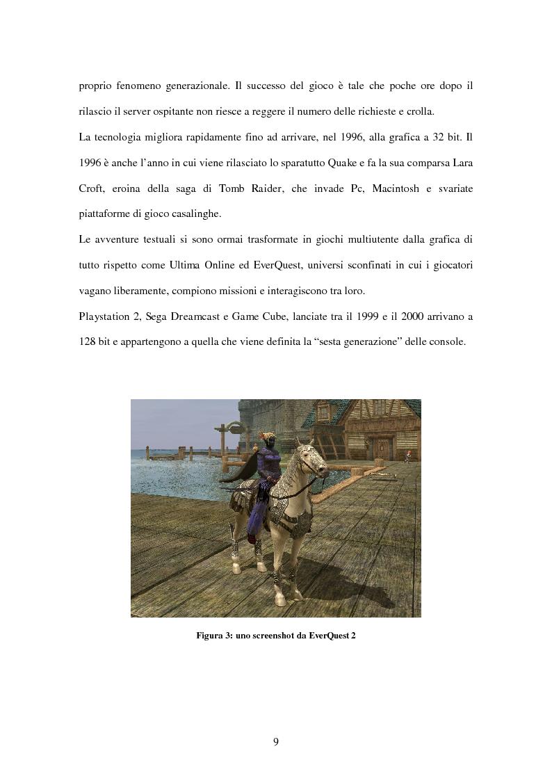 Anteprima della tesi: L'uso del videogioco come strumento di propaganda, Pagina 7