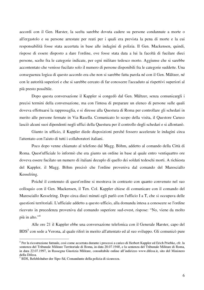 Anteprima della tesi: Crimini internazionali e rilevanza dell'ordine superiore, Pagina 4