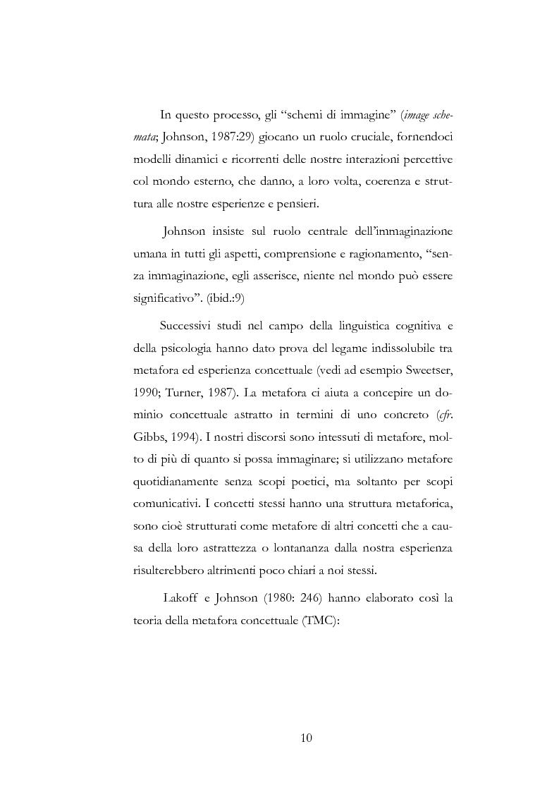 Anteprima della tesi: Metafore del mondo informatico: il computer è un uomo e Internet è la sua società, Pagina 6
