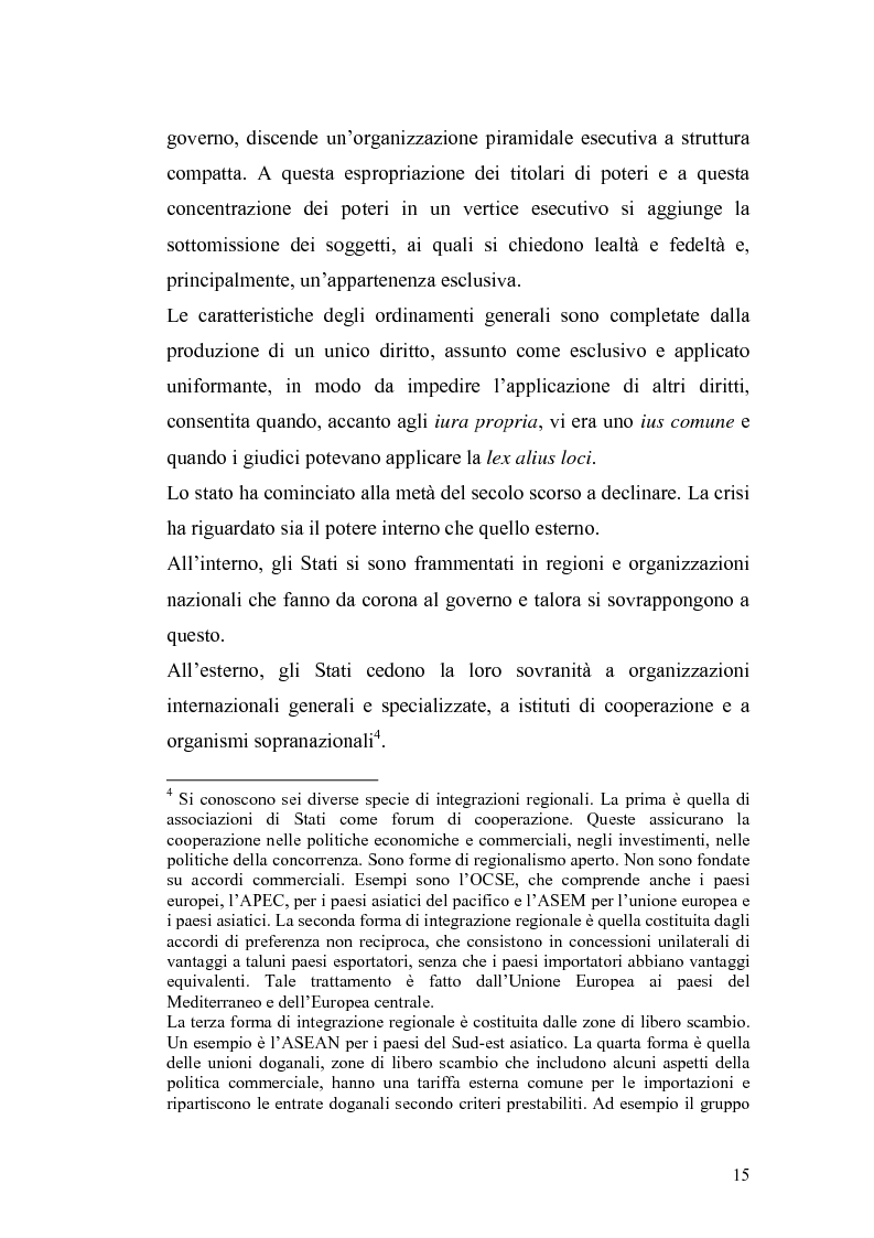 Anteprima della tesi: L'Ue tra allargamento e politiche euromediterranee, Pagina 11