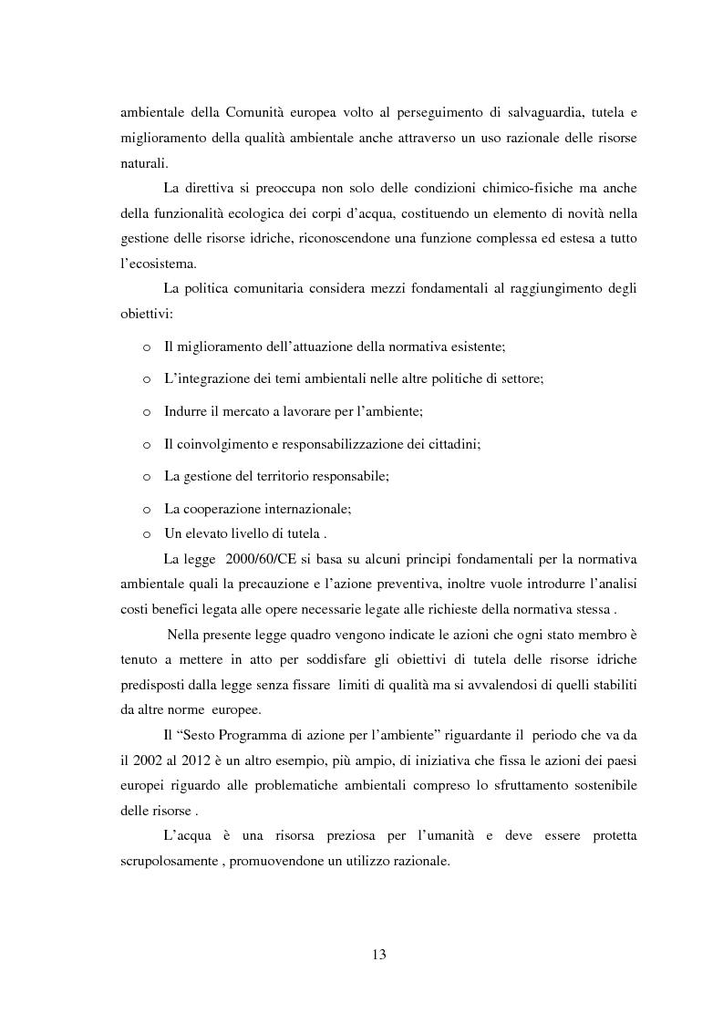 Anteprima della tesi: Bilancio della disponibilità di risorsa idrica nel comune di Albareto (PR), Pagina 8