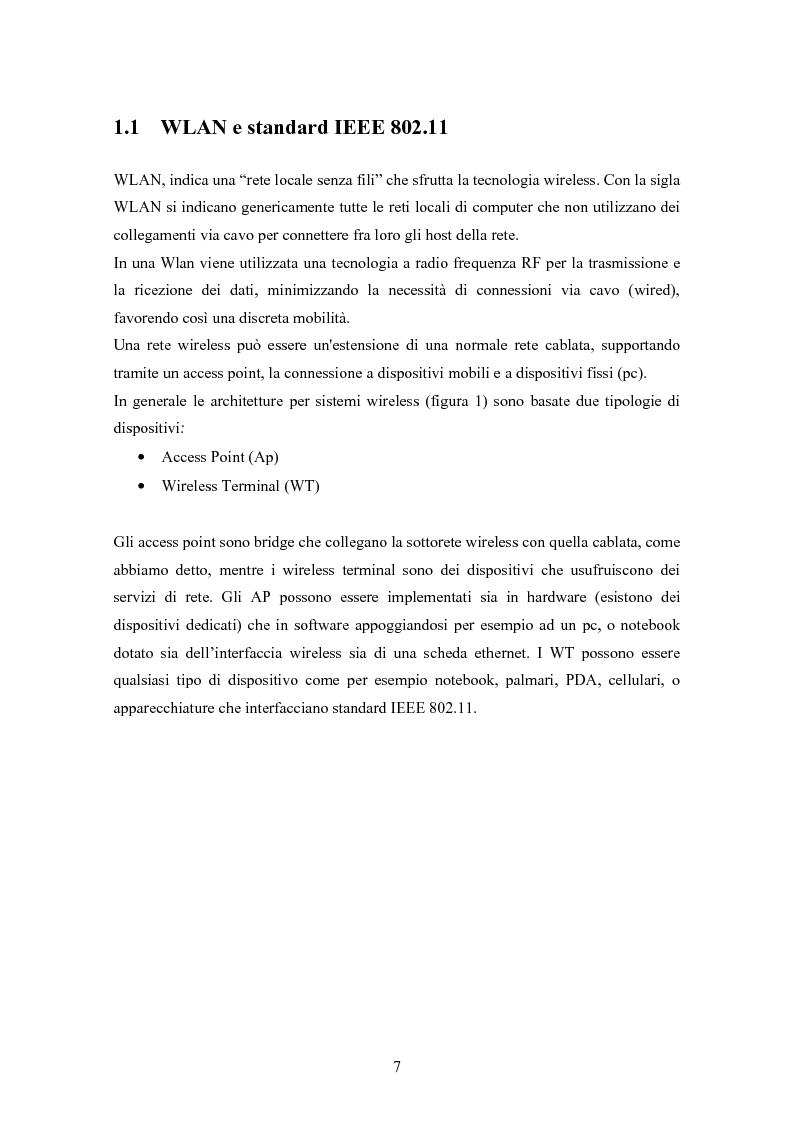 Anteprima della tesi: Interconnessione wireless di sensori per automazione industriale, Pagina 6