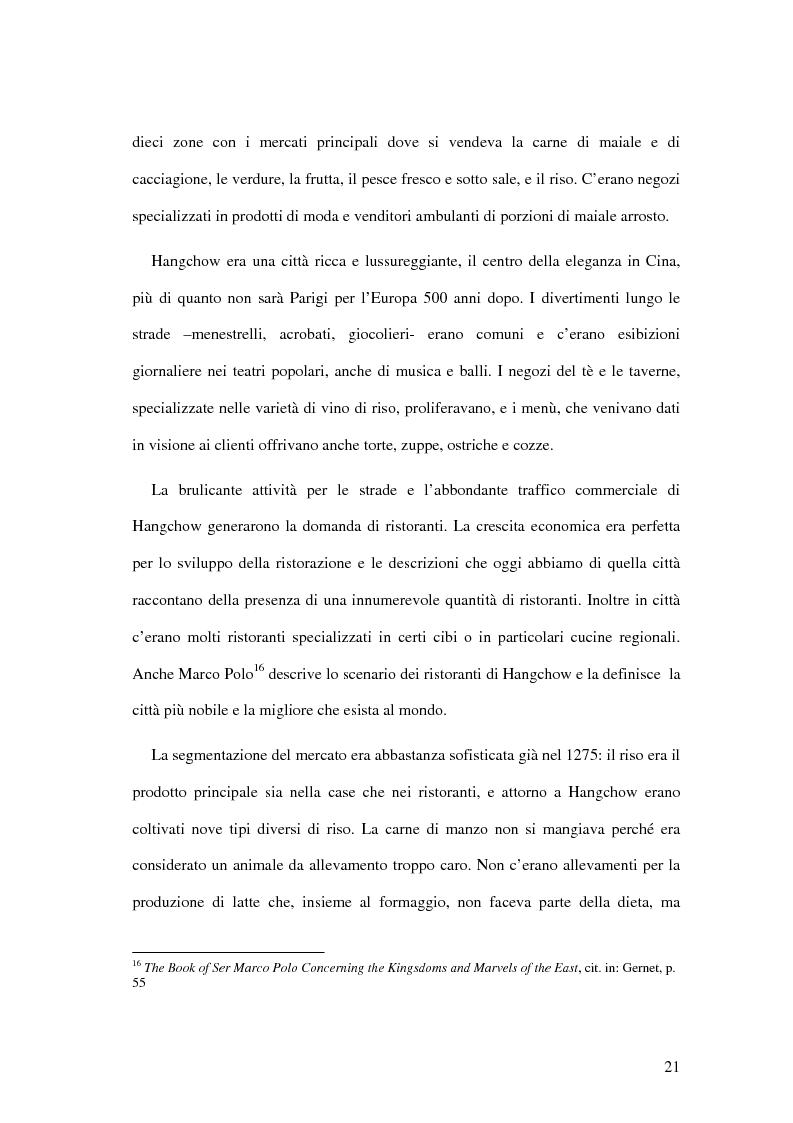 Anteprima della tesi: Il ristorante come sistema organizzativo, Pagina 13