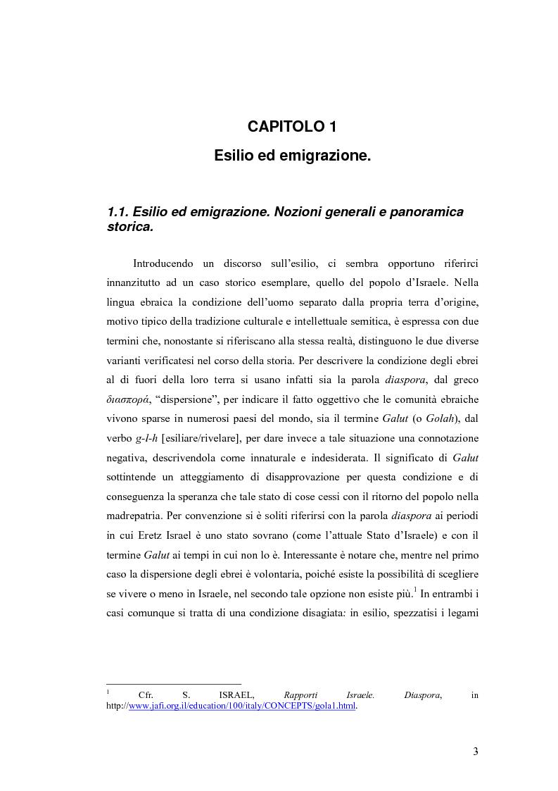 Anteprima della tesi: ''Alle grossen Gedichte haben den Wert von Dokumenten''. Le Svendborger Gedichte di Bertolt Brecht., Pagina 3