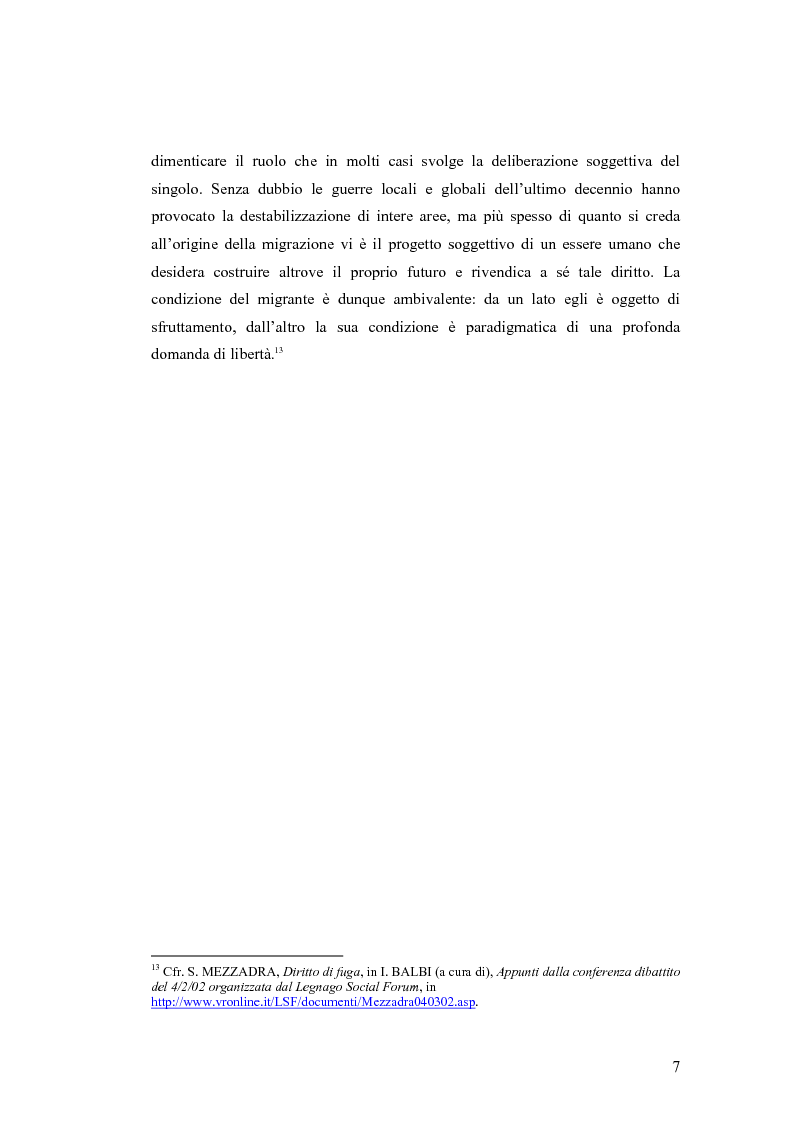 Anteprima della tesi: ''Alle grossen Gedichte haben den Wert von Dokumenten''. Le Svendborger Gedichte di Bertolt Brecht., Pagina 7