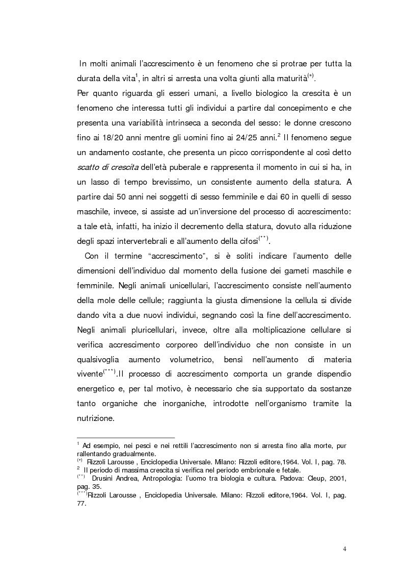 Anteprima della tesi: Il nanismo da deprivazione affettiva. Natura o Cultura?, Pagina 4