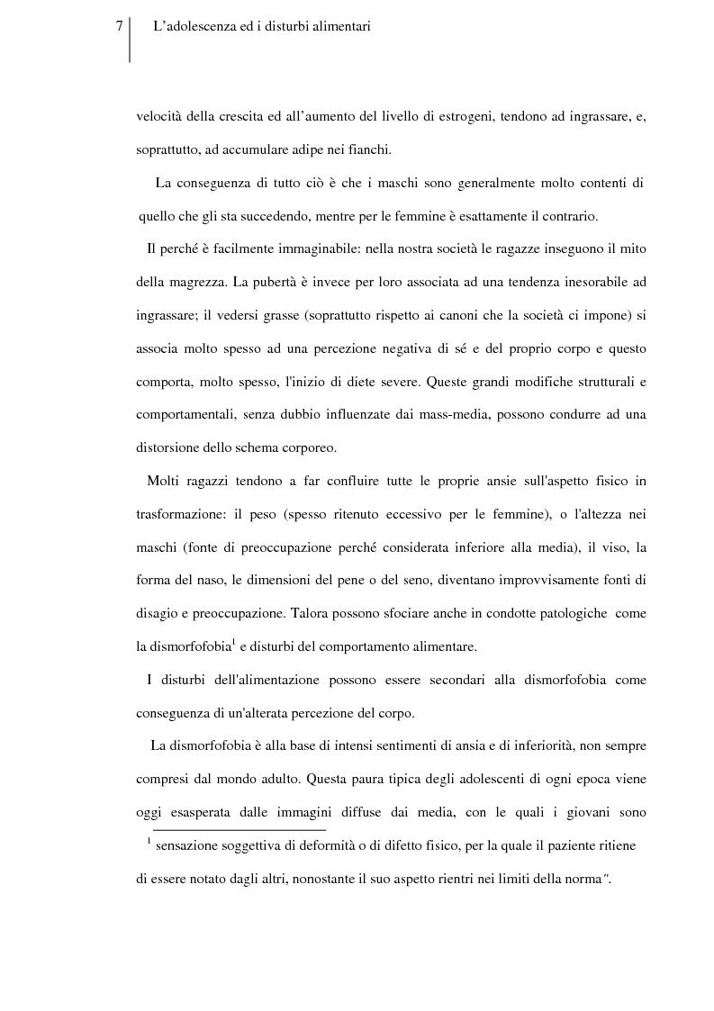 Anteprima della tesi: Carboidrati e pallavolo: la necessità del pasto percompetitivo in campionati femminili under 14 ed under 16, Pagina 5