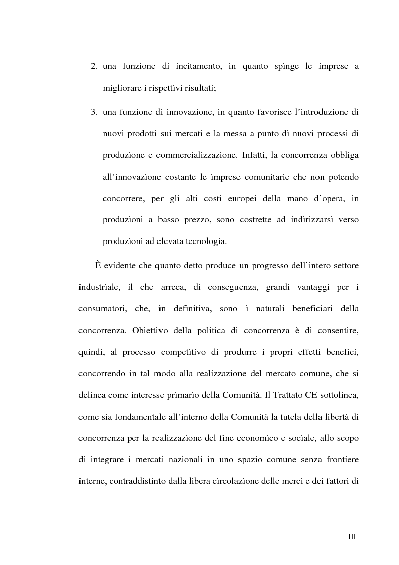 Anteprima della tesi: Gli incentivi all'occupazione, Pagina 3