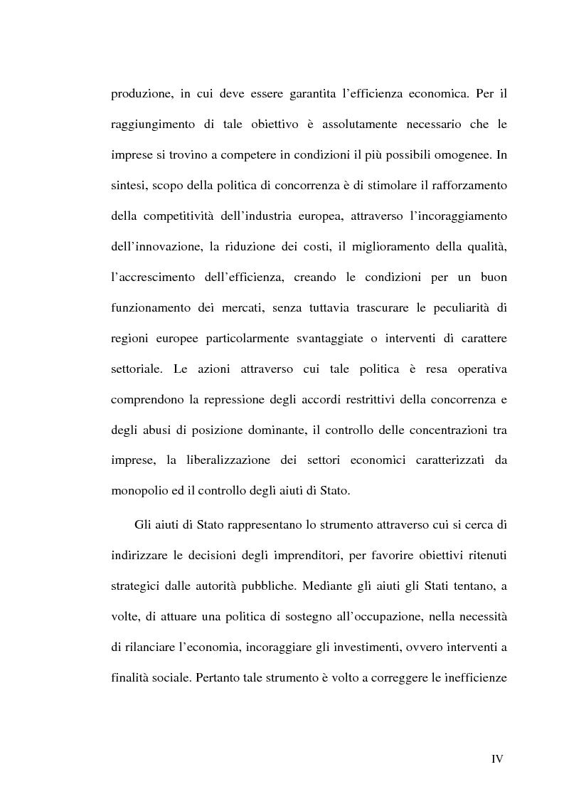 Anteprima della tesi: Gli incentivi all'occupazione, Pagina 4