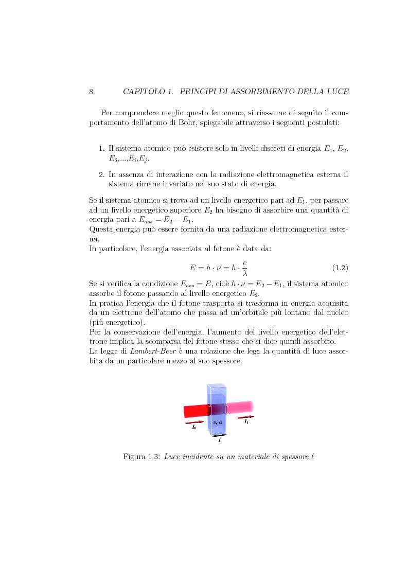 Anteprima della tesi: Progetto e realizzazione di un setup di misura basato su preamplificatore di carica per fotorivelatori in silicio Sipm, Pagina 7