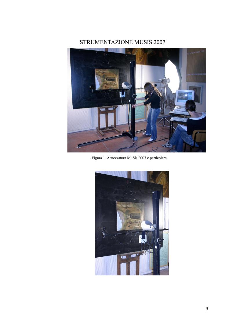 Anteprima della tesi: Indagini multispettrali e di fluorescenza Xrf per la caratterizzazione dei materiali pittorici su un dipinto di Massimo d'Azeglio, Pagina 6