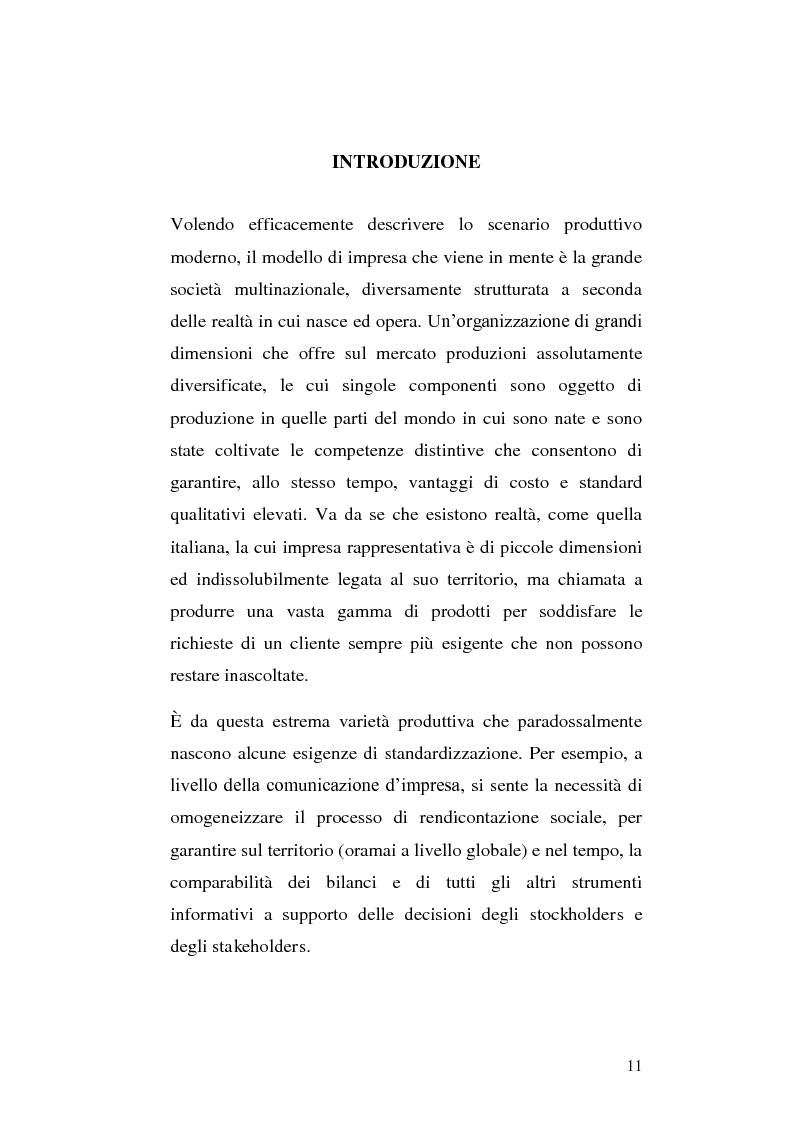 Anteprima della tesi: First-time adoption of the IAS/IFRS accounting standard e regime di disponibilità delle riserve di patrimonio netto, Pagina 4