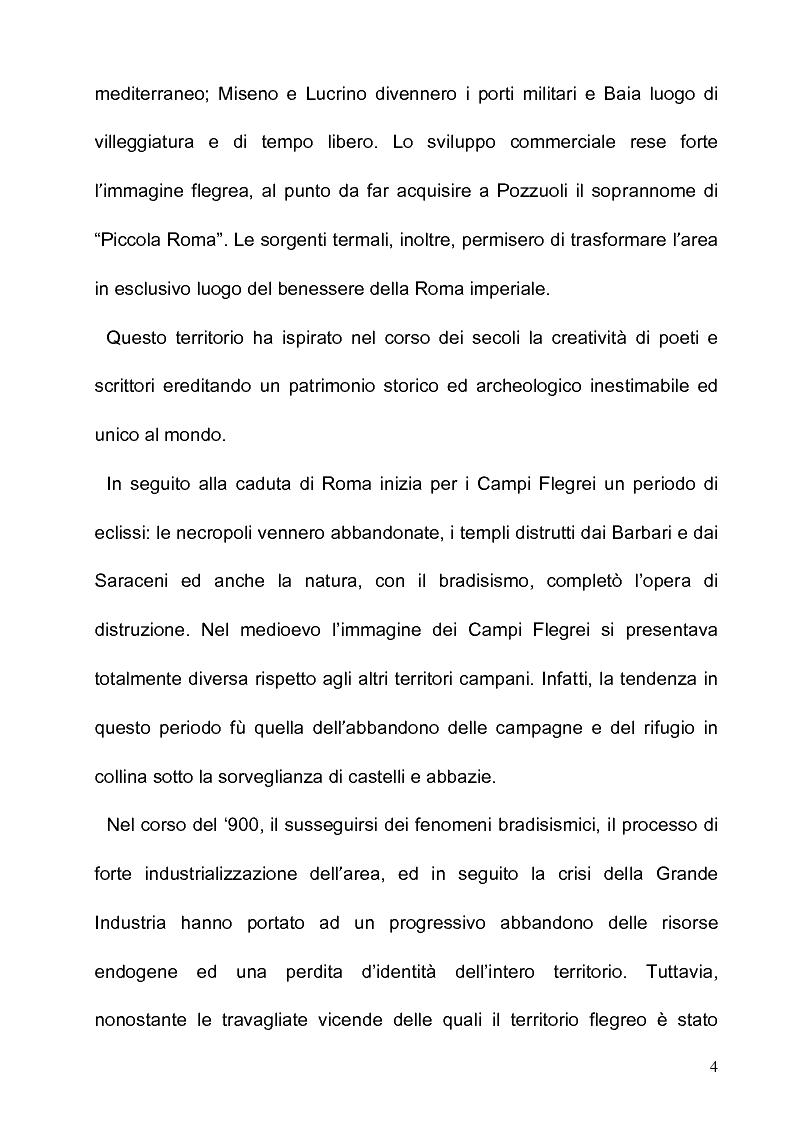 Anteprima della tesi: Progetto e riqualificazione in Via Panoramica Monte di Procida, Pagina 4