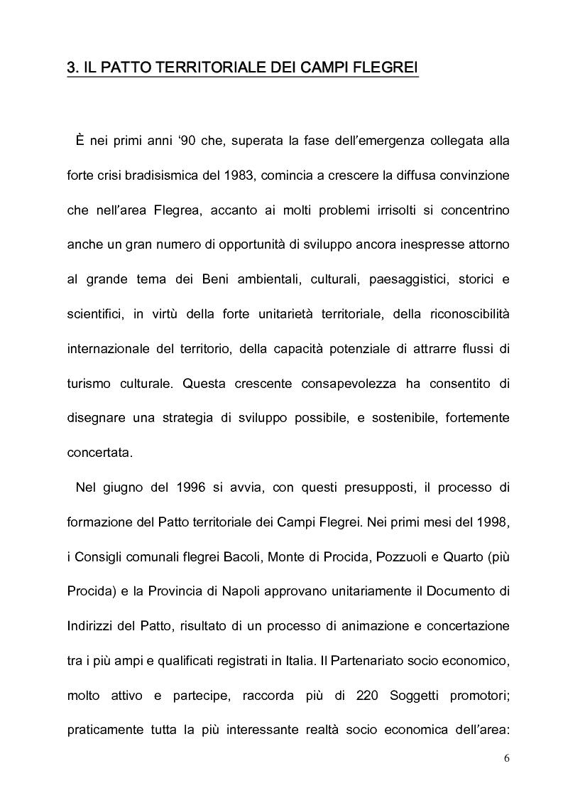 Anteprima della tesi: Progetto e riqualificazione in Via Panoramica Monte di Procida, Pagina 6