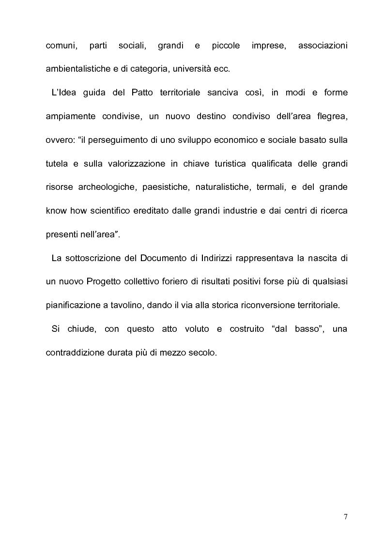 Anteprima della tesi: Progetto e riqualificazione in Via Panoramica Monte di Procida, Pagina 7